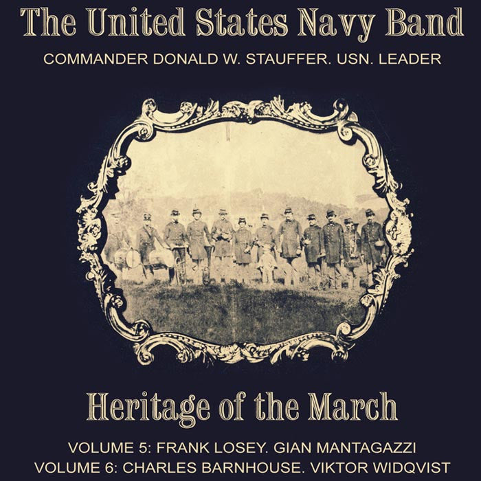 Heritage of the March: Volumes 5 - 6