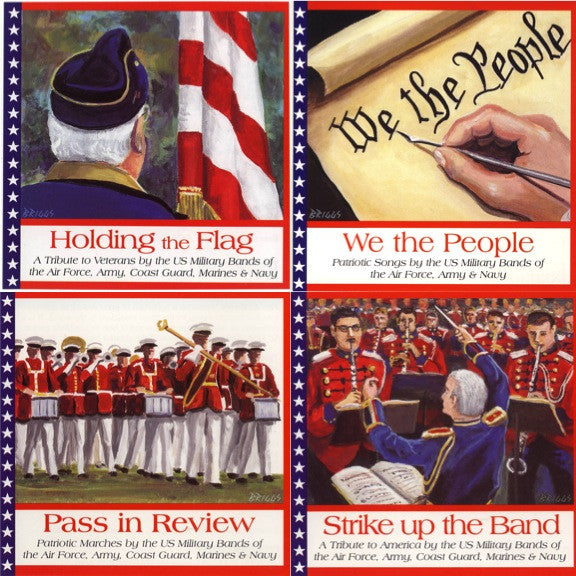 Military Music Collection