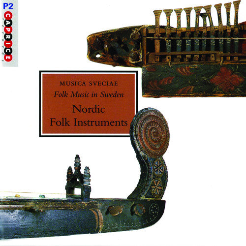 Ancient Nordic Folk Instruments