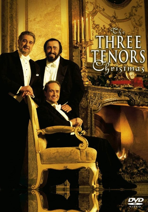 The Three Tenors Christmas (DVD)