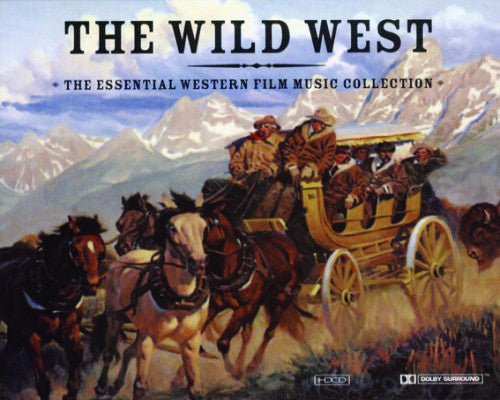The Wild West: Great Western Movie Scores CD2