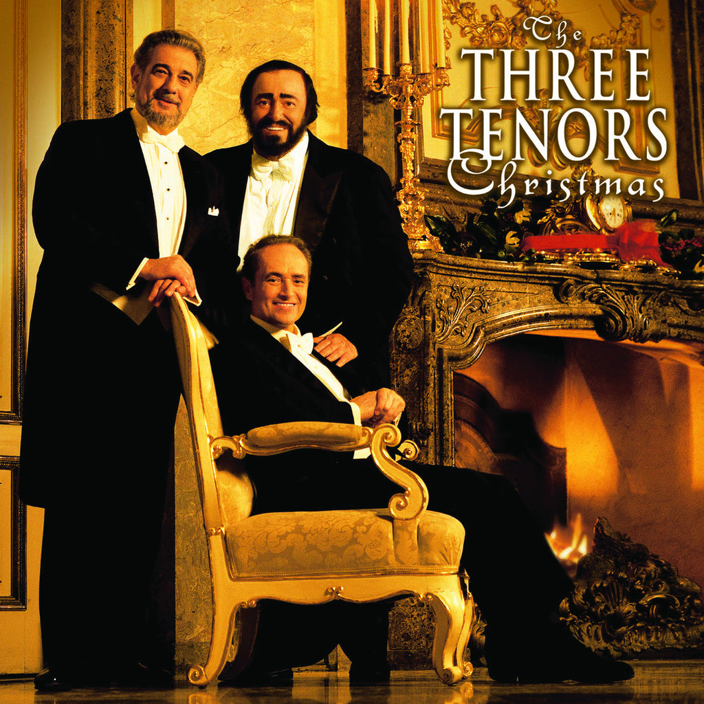 The Three Tenors Christmas (CD)