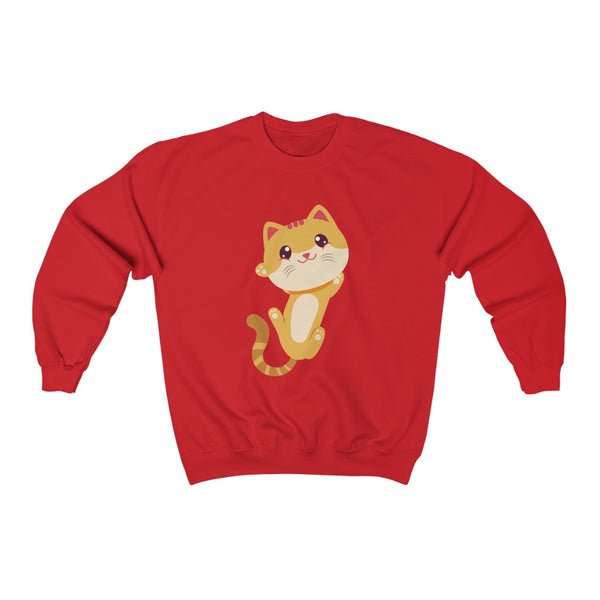 Kitten Adult Unisex Heavy Blend™ Crewneck Sweatshirt