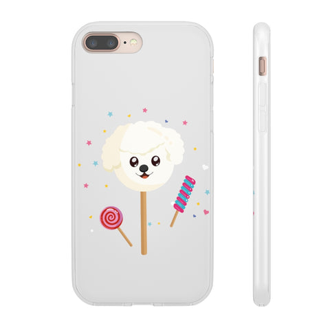 Candy Dog Flexi Case