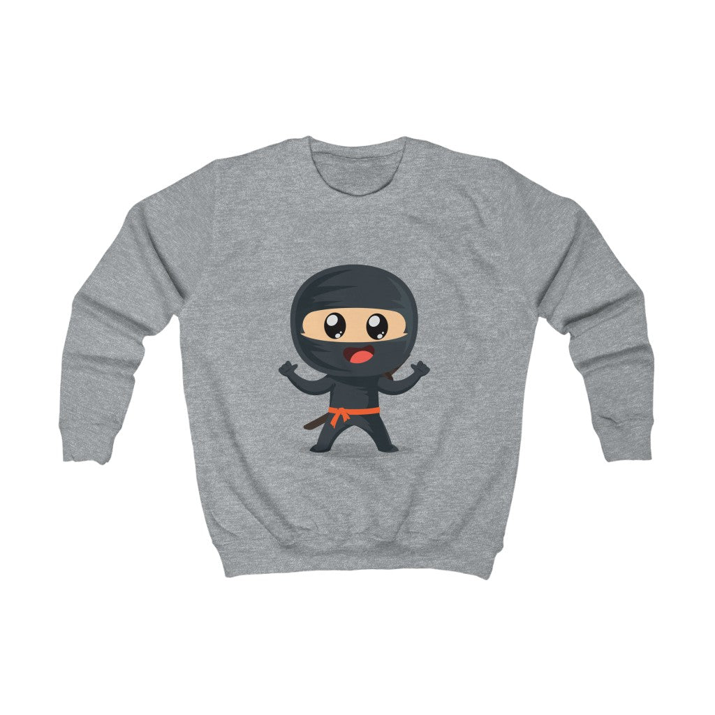 Kids Ninja Sweatshirt