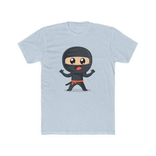 Men's Ninja Cotton Crew Tee