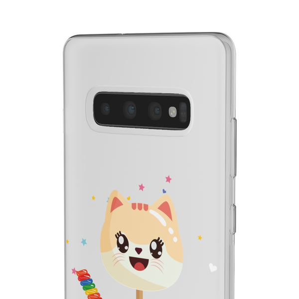Candy Kitten Flexi Case