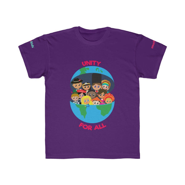 Unity for All Kids Regular Fit Tee