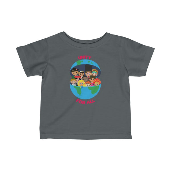 Infant Unity for All Fine Jersey Tee