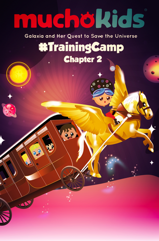 "E-Book: Muchokids Chapter 2 ""Training Camp"""