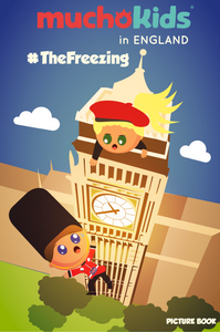 "E-Book: Muchokids in England ""The Freezing"""