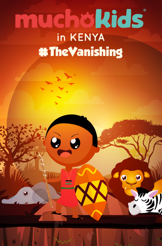 "E-Book: Muchokids in Kenya ""The Vanishing"""