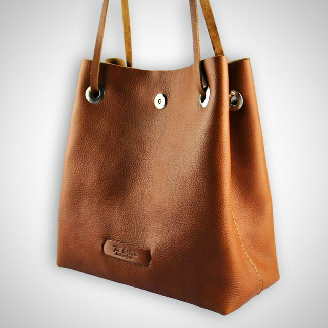 Posh Bucket Bag | Taba