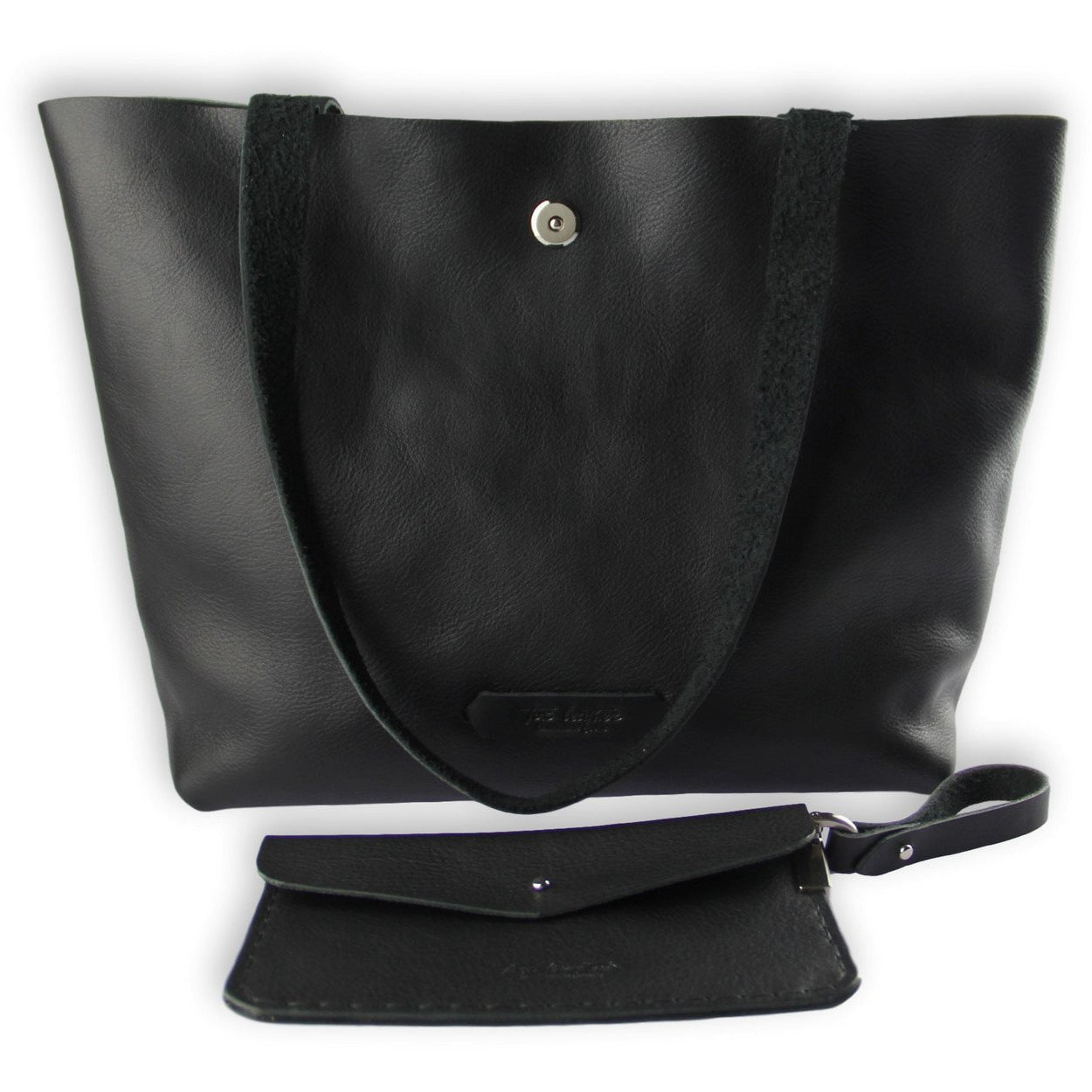 Posh Tote Bag | Black