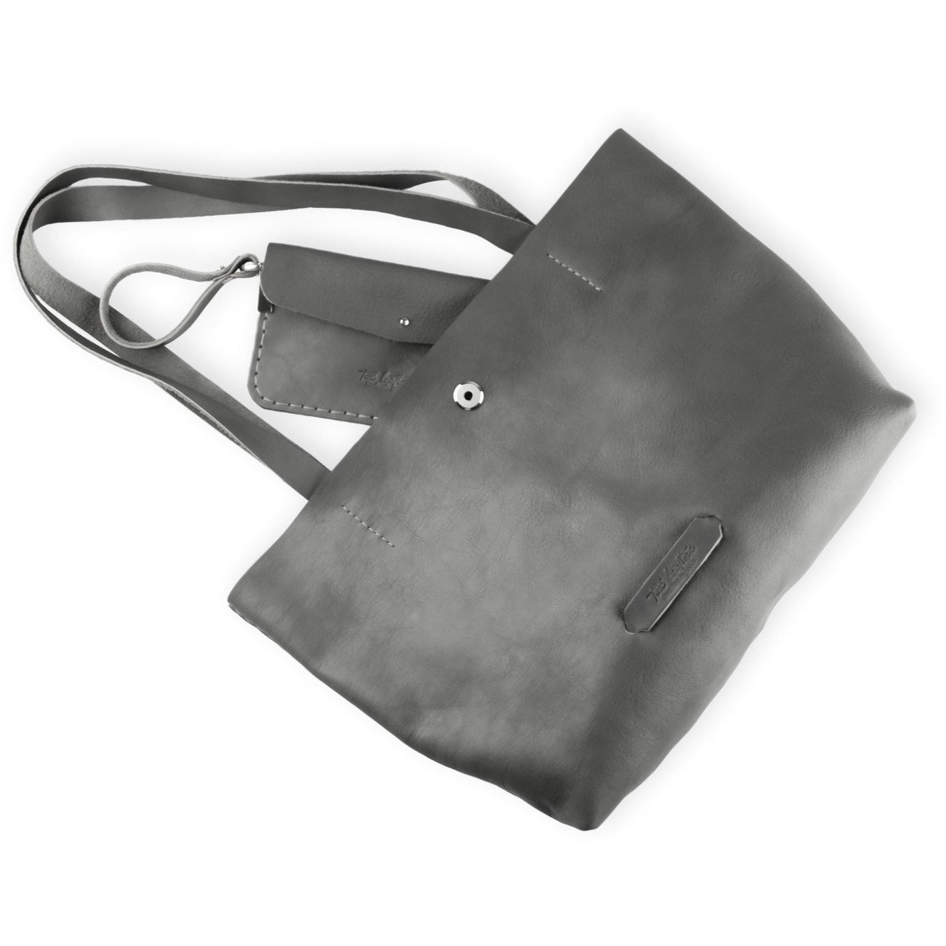 Posh Tote Bag | Grey