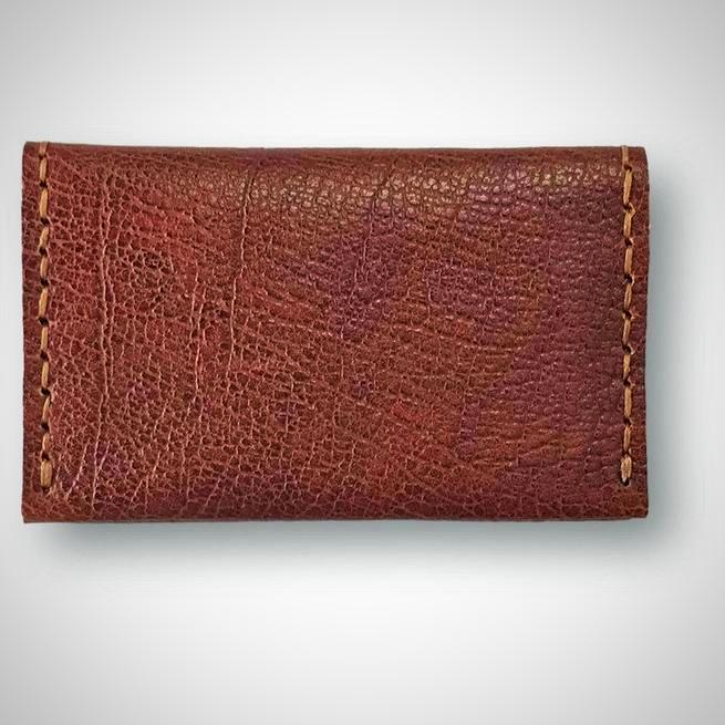 Buffalo card case