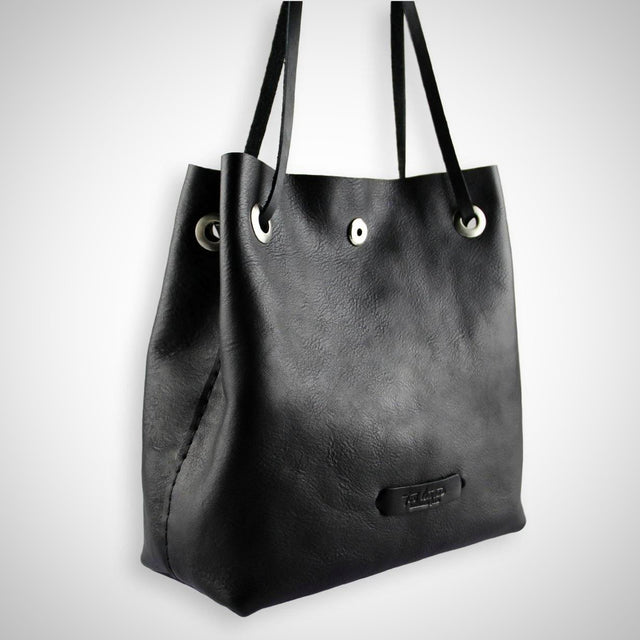 Posh Bucket Bag | Black