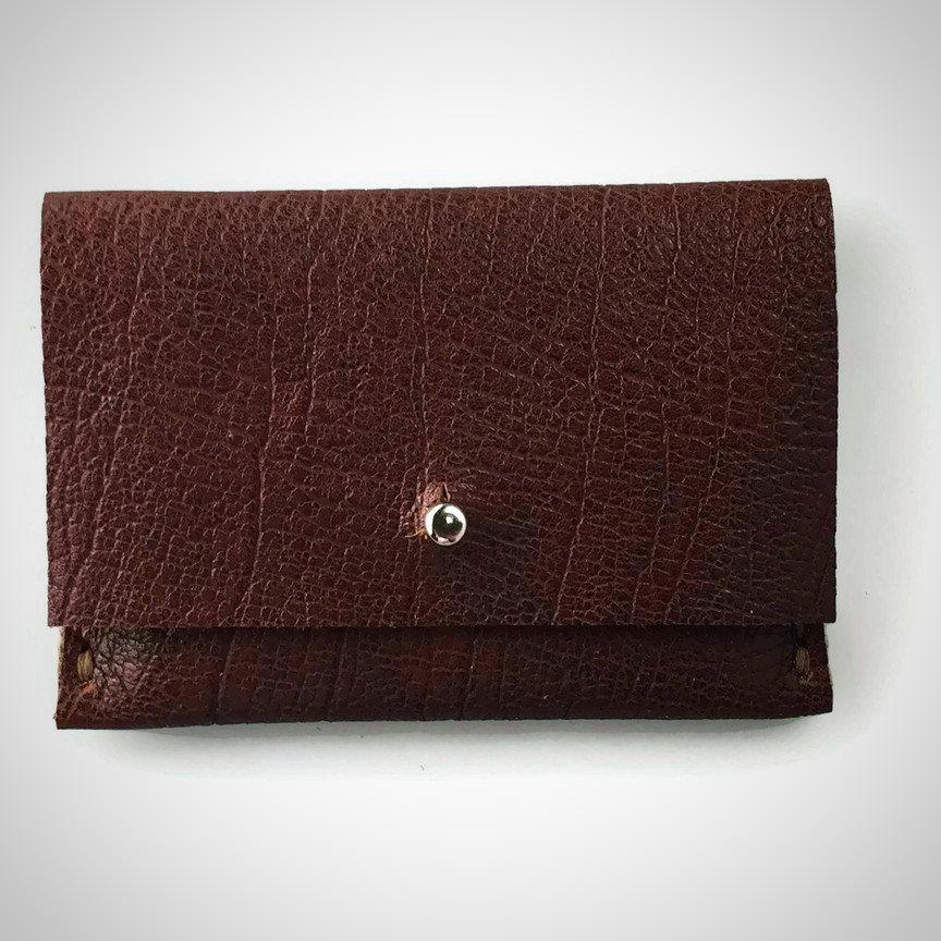 Buffalo mini wallet - card case