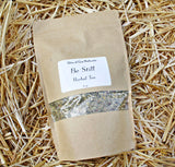 Be Still Herbal Tea - .75 oz or 4 oz, Soothes Nervousness-Anxiety-Stress, Calms Tension, Mood-Lifter, Natural Products, Free Shipping