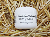 Balm of Gilead - Natural Skincare, All-Natural, Cottonwood Bud/Poplar Bud Salve-Rice Bran Oil, 2 or 4 oz