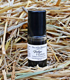 Indigo Fusion Enhanced Trauma Oil - 1 fl oz Rollerball, Joints, Muscles, Nerves, Bruises, Blue Essential Oils,