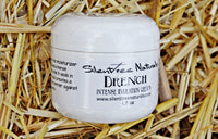 Drench Intense Hydration Cream - 1.7 oz - Natural Skincare, Skin Barrier Protection, Dry, Thirsty Skin, Emollient