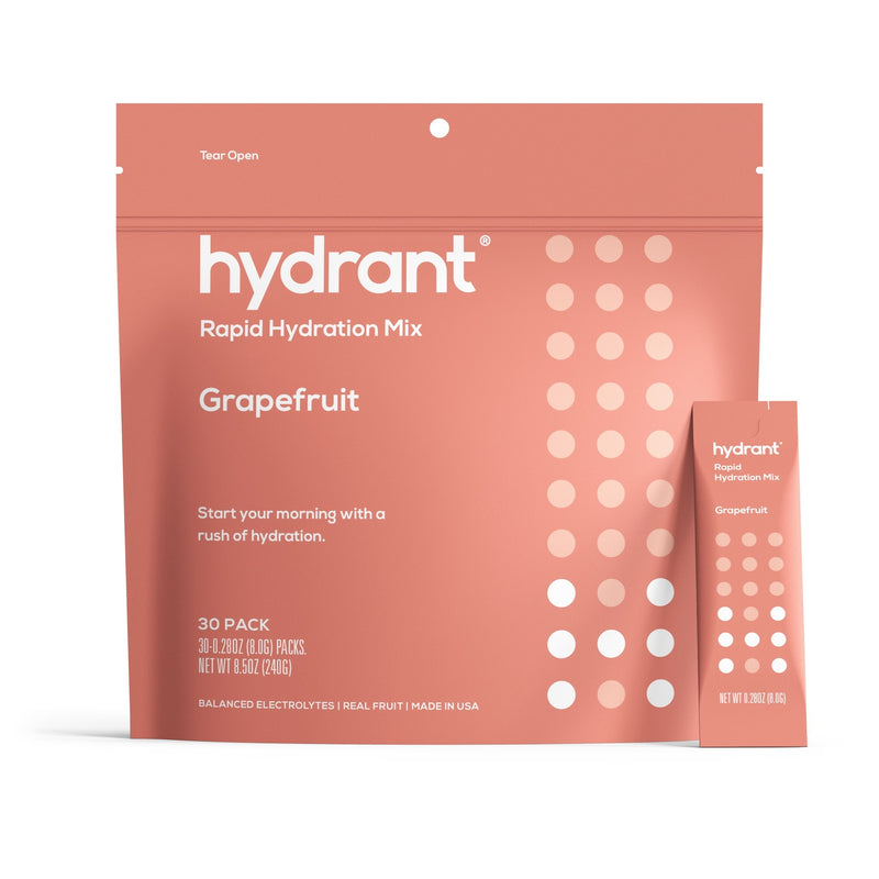 Hydrant 30-Pack Hydration Sticks