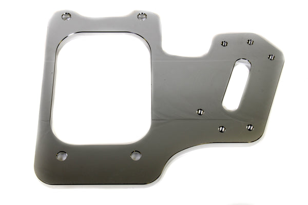 Precision Works Billet Aluminum Staging Brake Mounting Plate for B & D Series