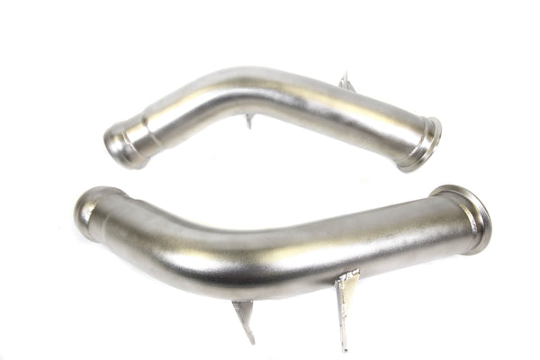 PLM Mercedes Benz E63 AMG Turbo Downpipes W213 2017+
