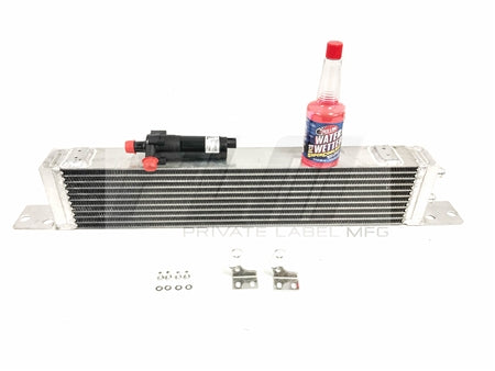 PLM Mercedes Benz 5.5L AMG HEAT EXCHANGER XL (25% BIGGER) Cooling Kit