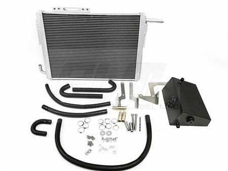 PLM Power Driven Audi Heat Exchanger & Reservoir Kit ( A4 / S4 / B8 / B8.5 )