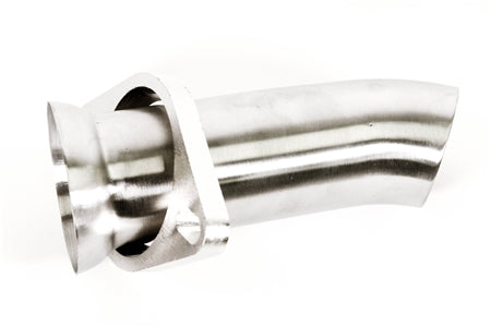 Private Label Mfg HEADER EXTENSION DOWNPIPE TURNDOWN