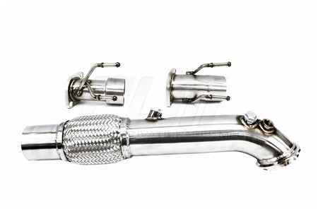 PLM Power Driven Downpipe FORD FOCUS 2013 +