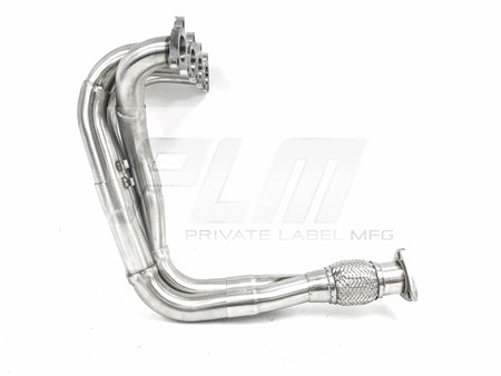 PLM Power Driven H-Series H22 Tri-Y V2 Header (4-2-1) Flex Pipe F20B