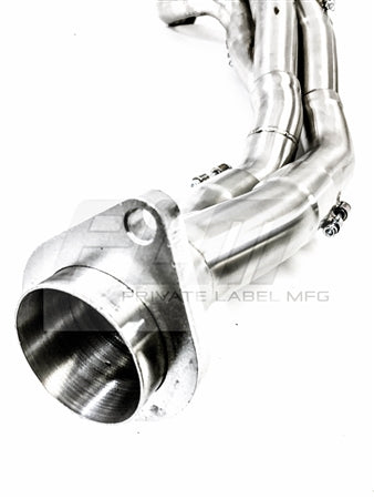 PLM Power Driven K-Series (K24) Header [ RSX/EP3 ]
