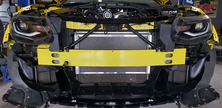 PLM Power Driven Chevy Camaro 2017 + XL (75% LARGER) Heat Exchanger ZL1 Supercharged 6.2 LSA
