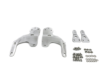 PLM Private Label Mfg S2000 Hardtop Security Brackets