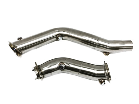 PLM Power Driven BMW M3 / M4 3-inch Downpipes 2014+