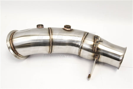 PLM Power Driven BMW 135i / 335i / 435i / M235i (N55) DOWNPIPES (CATLESS) 2013+