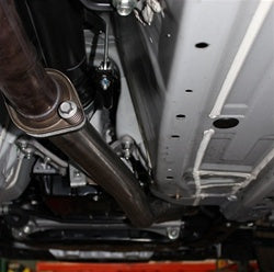 PLM Power Driven FR-S / BRZ FRONTPIPE (Catted)