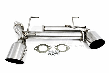 PLM Power Driven FR-S BRZ Axle Back Exhaust with Dual Tips 2017+