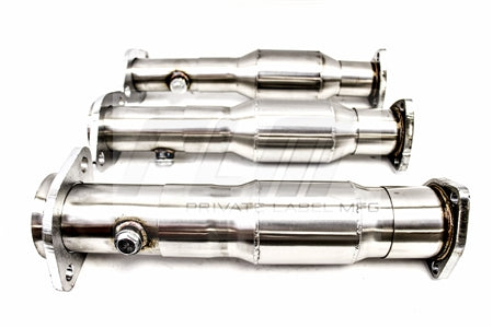 PLM Power Driven 3-Way Adjustable Catalytic Converter