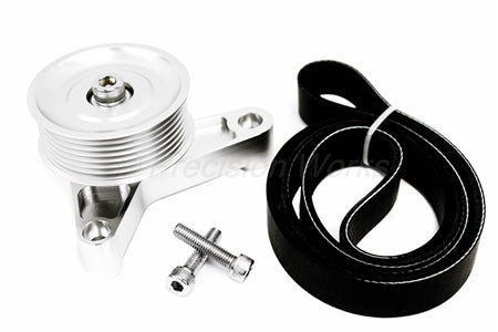 Precision Works K-Series Adjustable Pulley w/ Belt (EP3)