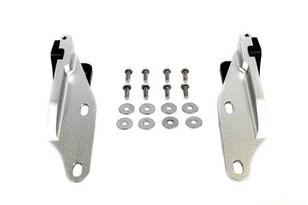 Precision Works Quick Release Hood Hinges / Latches
