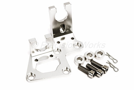 Precision Works Shifter Cable Transmission Bracket (K-Series)