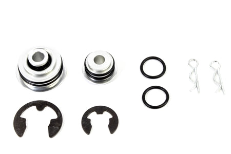 Precision Works BILLET SPHERICAL SHIFTER CABLE BUSHINGS FOR OEM CABLES RSX CIVIC TSX