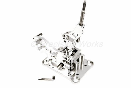 Precision Works Fully Adjustable Billet Shifter - RSX K-Series