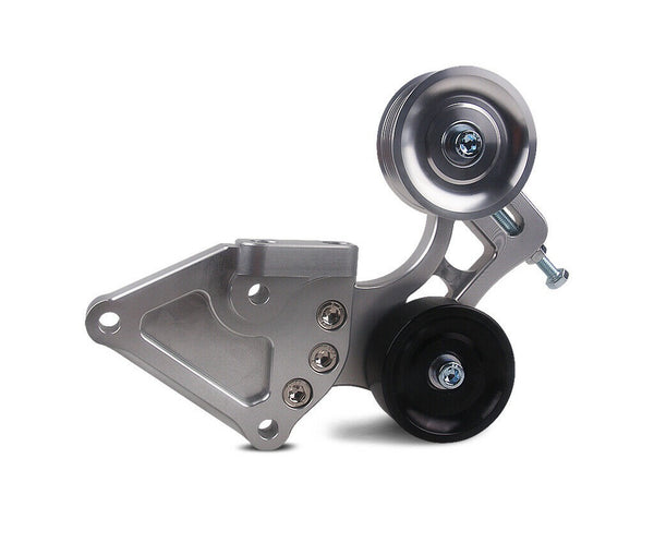 Precision Works Side Mount Bracket & Pulley Kit - K20 K24