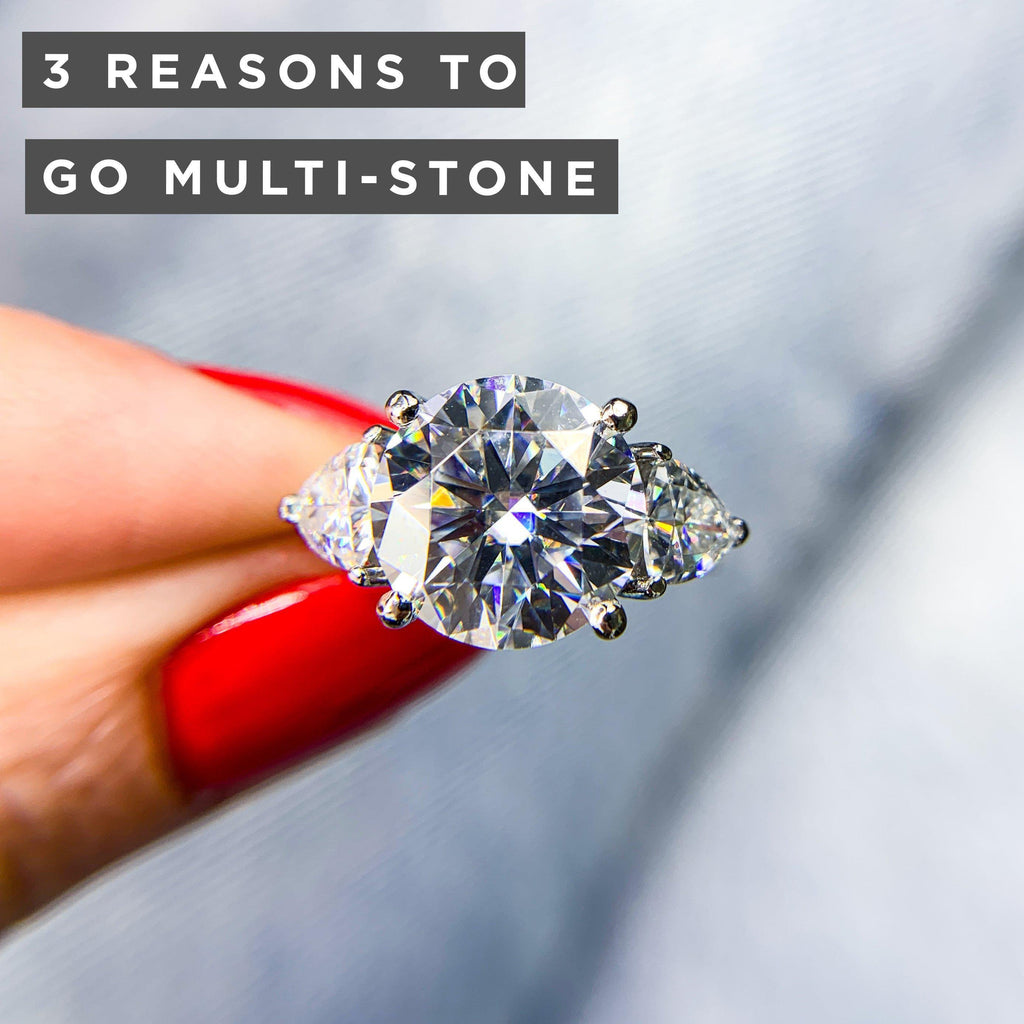 3 Reasons to Go Multi-Stone