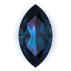 Chatham Alexandrite Marquise Cut - Fire & Brilliance